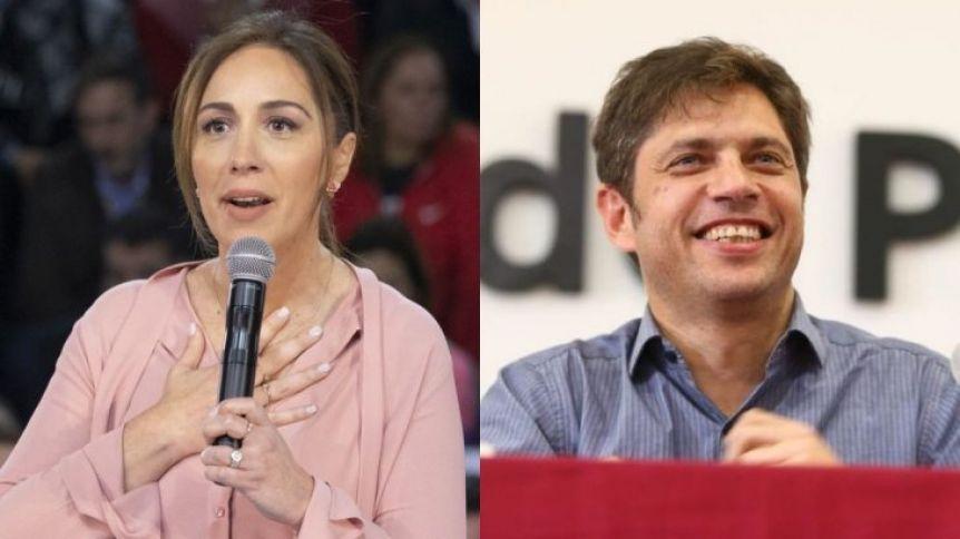 Vidal - Kicillof: idas y vueltas por la economía en rojo