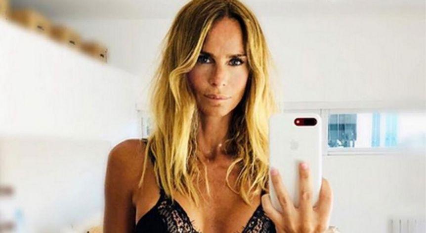 Sabrina Rojas confesó que estaban esperando que se difundan las fotos hot de Luciano Castro