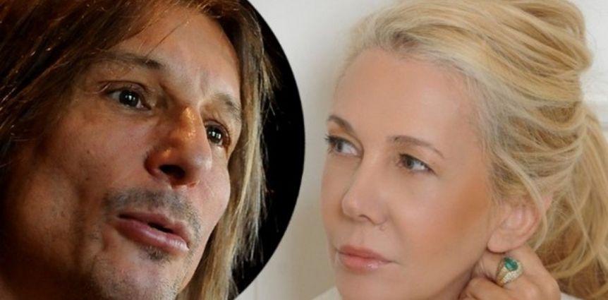 Mariana Nannis convoca a las mujeres con las que Caniggia le haya sido infiel
