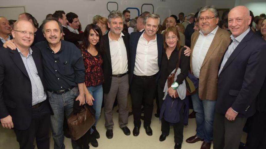 Alfonsín, el hombre en la carpeta de Alberto Fernández para dar un cimbronazo político