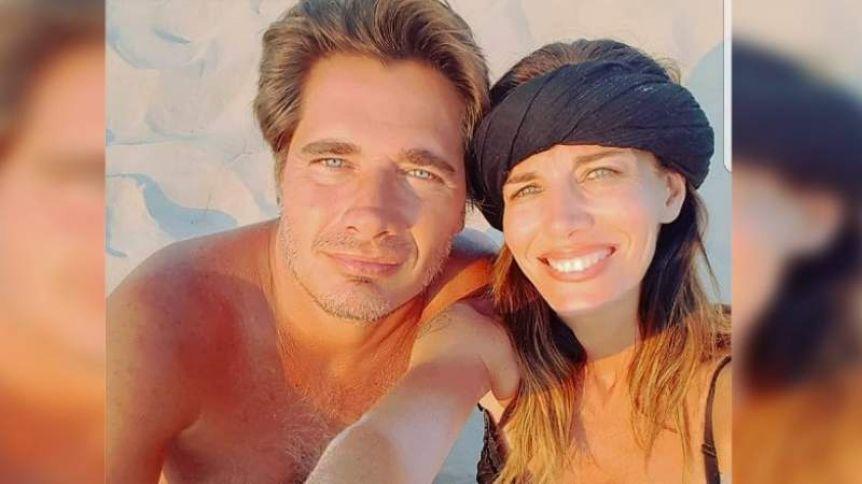 Guillermo Andino confirmó que adelantó el parto de su mujer en honor a Racing