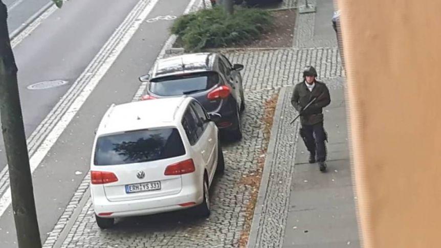 Un ataque antisemita en Alemania dejó dos muertos