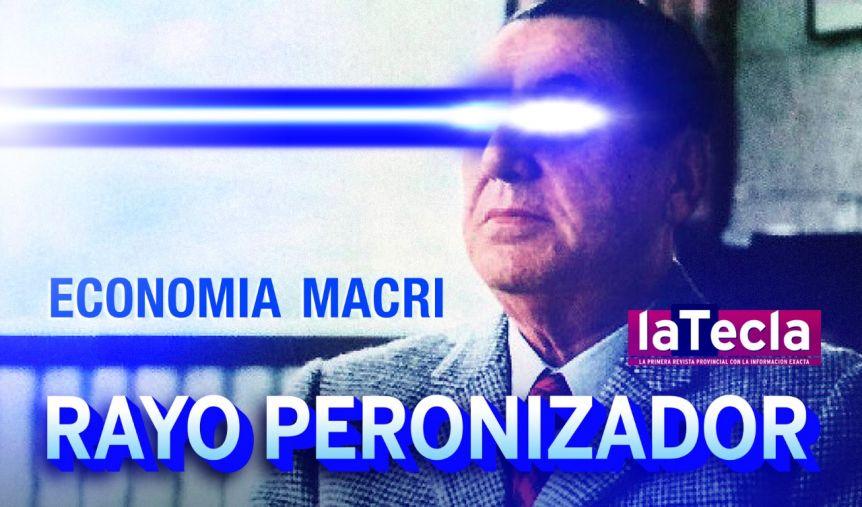El rayo peronizador en la economía de Macri