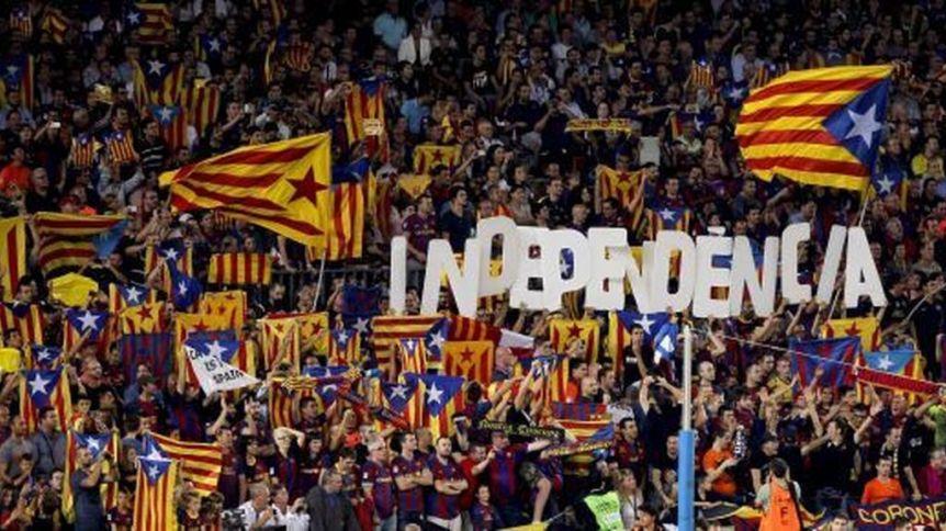 A pesar de los disturbios, Barcelona confirmó que jugará en el Camp Nou