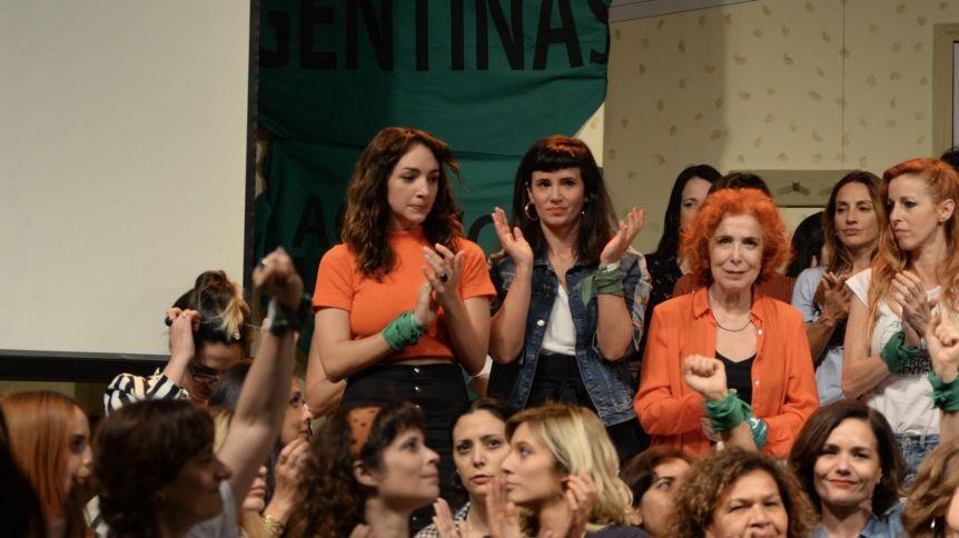 El Colectivo de Actrices Argentinas celebró el pedido de captura contra Juan Darthés