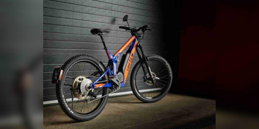 LMX lanza su motocicleta eléctrica liviana