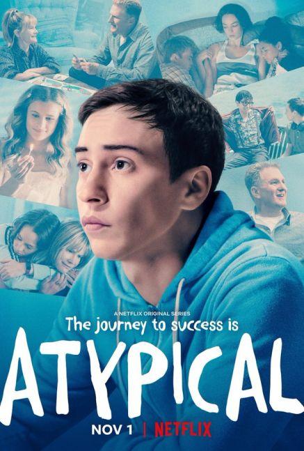 Netflix lanzó el tráiler de la tercera temporada de 'Atypical'
