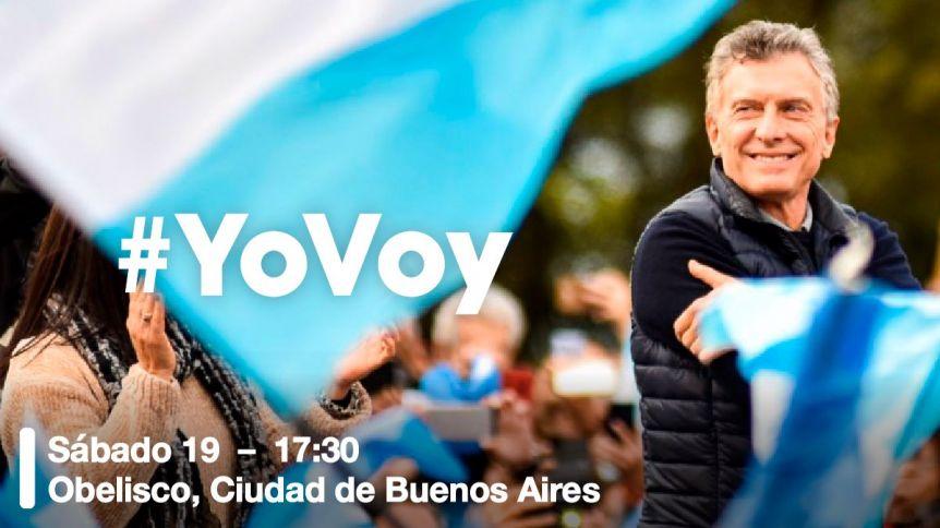 La Marcha del Millón, la gran apuesta de Macri para