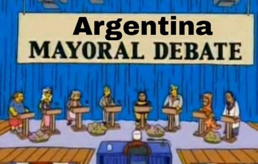 Los mejores memes del debate presidencial
