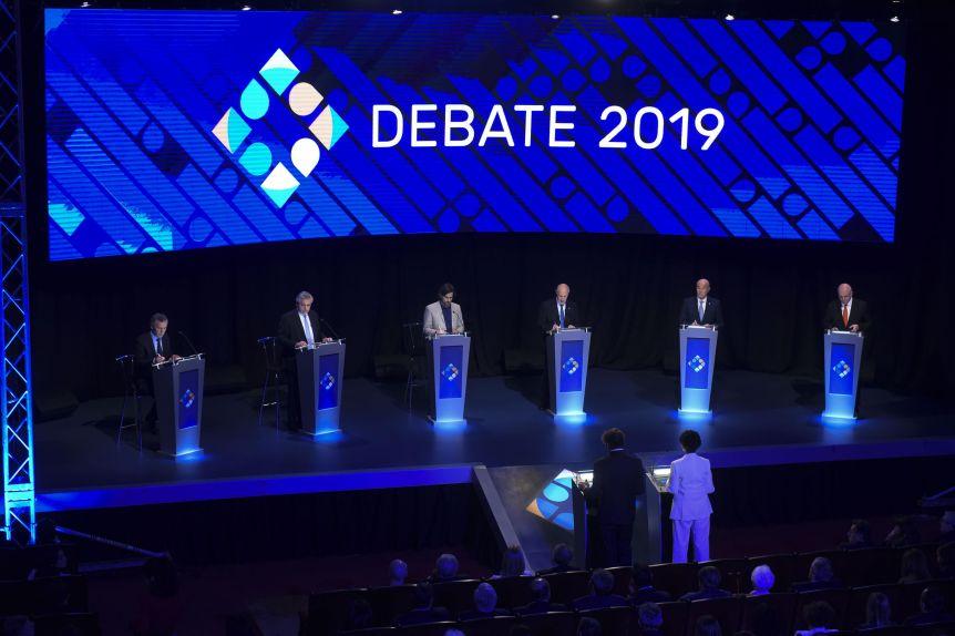 El debate, en debate: un formato sin tiempo, ni confrontaci�n�