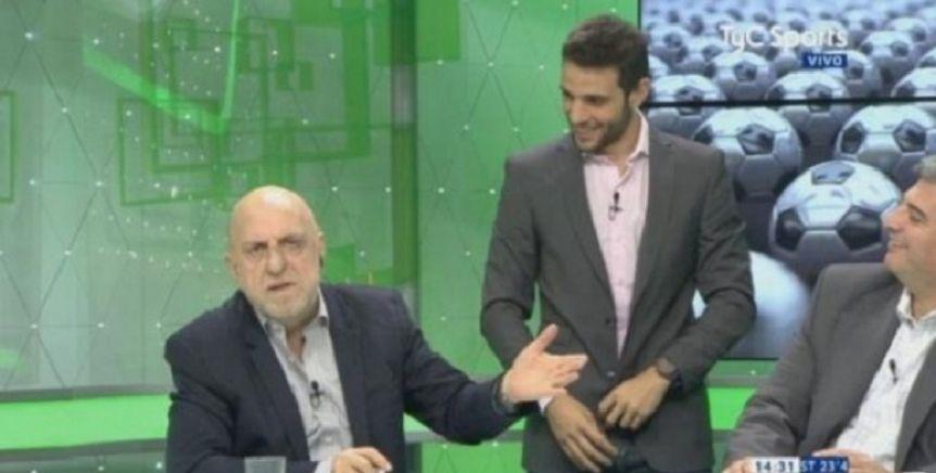 Horacio Pagani discutió con Esteban Edul, se enojó, lo amenazó y abandonó el programa