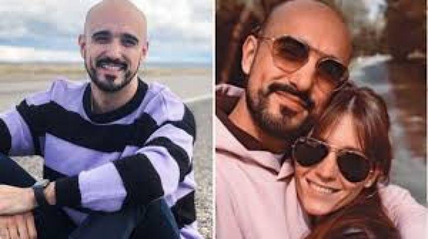 Tras ocultar su noviazgo durante cinco años, Abel Pintos anunció su casamiento