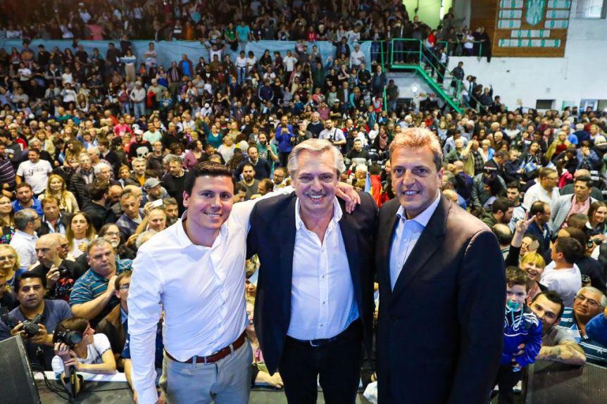 """Alberto le pidió a Macri que si pierde """"no se enoje como la otra vez y maltrate a los argentinos"""