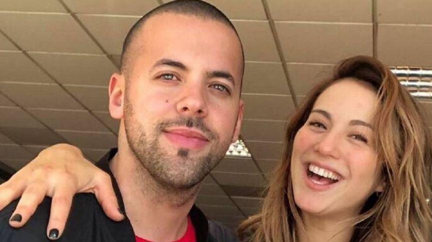 Matías Napp confirmó su separación de Flor Vigna
