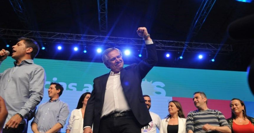 En qué distritos ganó Alberto Fernández