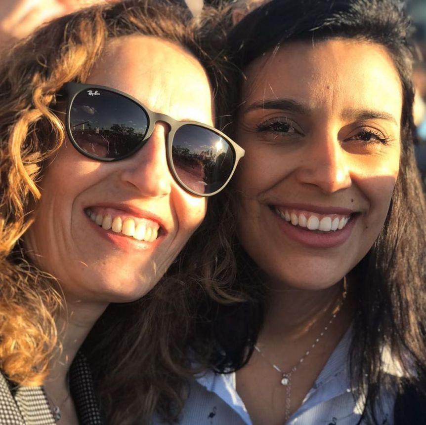Rocío García, ex esposa de Máximo Kirchner, le cantó al amor en las redes