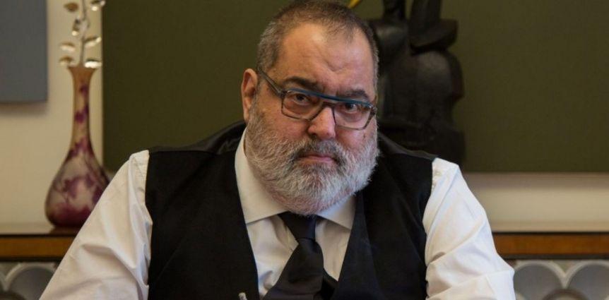 Jorge Lanata nuevamente internado