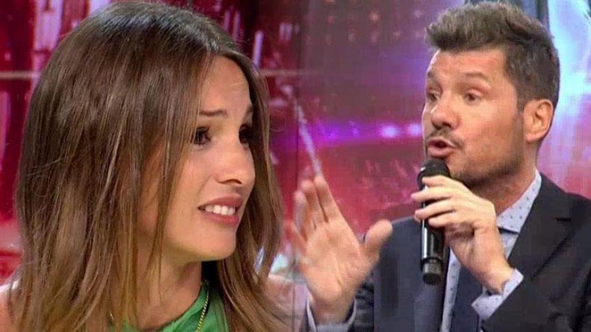 Marcelo Tinelli explicó porqué no irá al casamiento de Pampita
