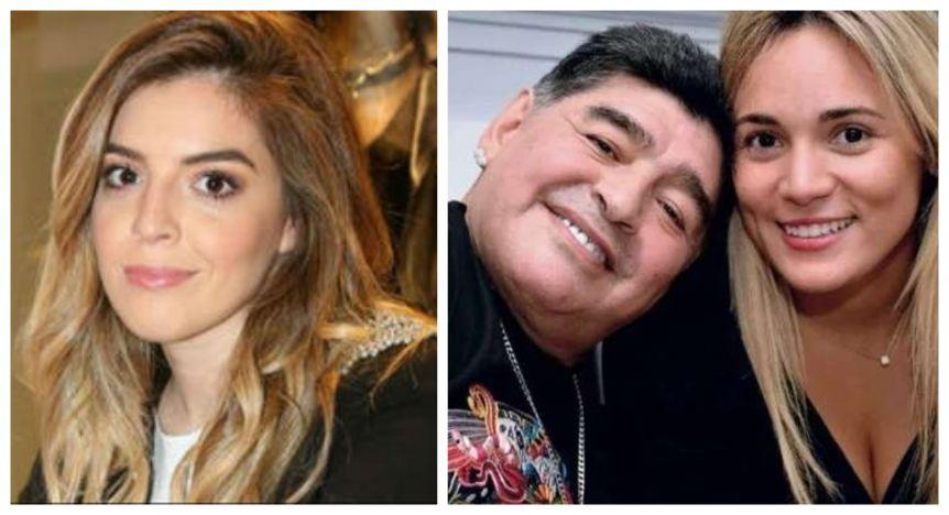 Dalma Maradona dijo que Rocío Oliva miente y afirmó que jamás van a exponer a su padre