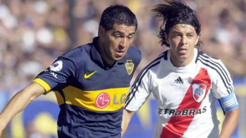 Gallardo le respondió a  Riquelme: