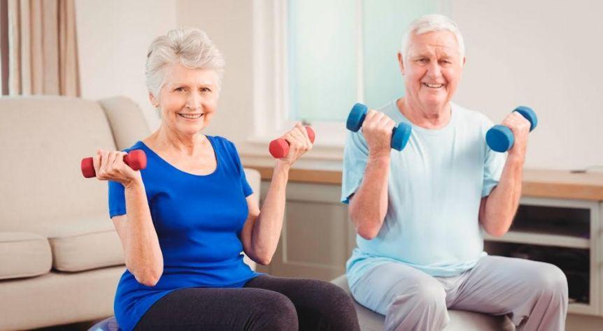 Cómo mejorar la musculación después de los 60