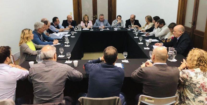 Intendentes y legisladores de Cambiemos de la Sexta analizaron pol�ticas para la regi�n�