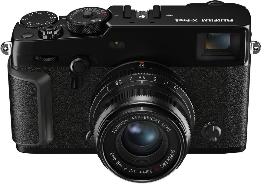 Fujifilm X-Pro3, una cámara con un guiño al pasado