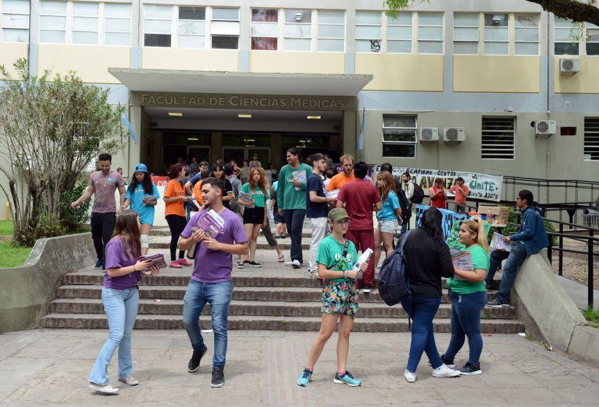 Elecciones en la Universidad de La Plata: Franja Morada recuper� dos centros pero perdi� en Derecho