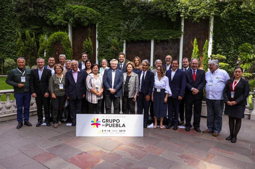 Alberto Fernández marca la agenda internacional de su próximo gobierno