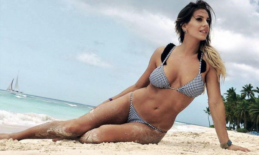 Con un look renovado y un infartante escote, Noelia Marzol derritió las redes
