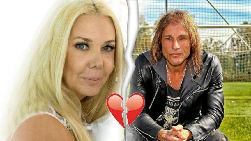 Mariana Nannis denunció formalmente a Claudio Caniggia