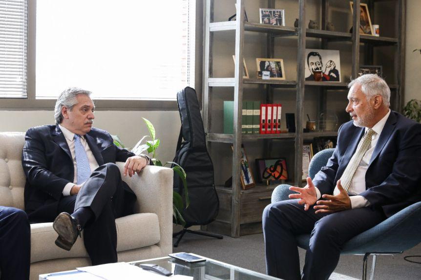 Alberto sigue en la búsqueda de inversiones: consiguió el compromiso de FONPLATA por U$S 1.600 millones