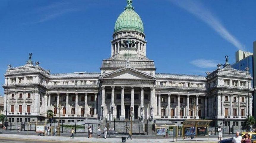 Antes de repudiar el golpe en Bolivia, el Congreso proclama presidente a Alberto