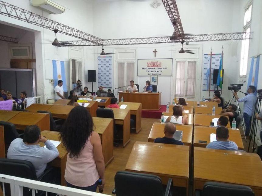 Intendente faltó a la interpelación, convocada por oficialistas y opositores