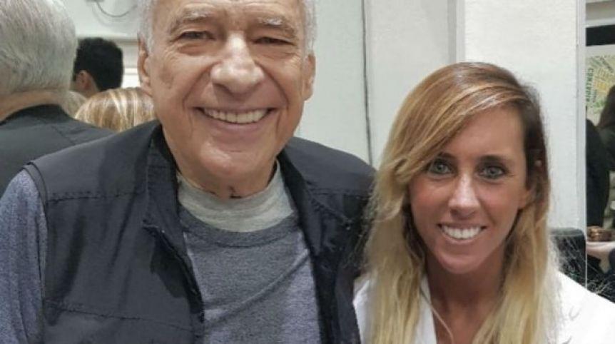 Se casó Alberto Cormillot con su novia 48 años menor