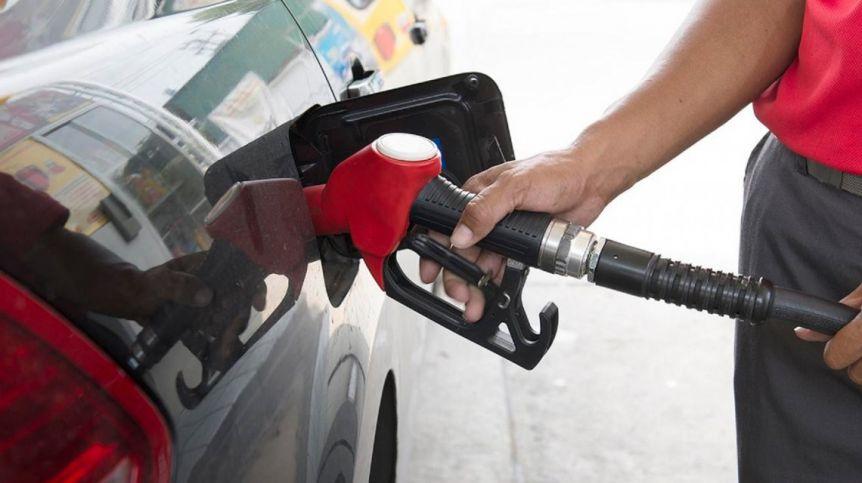 Con el fin del congelamiento, aumentaron las naftas