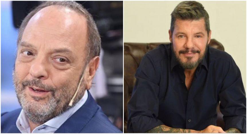 Baby Etchecopar contra Marcelo Tinelli: