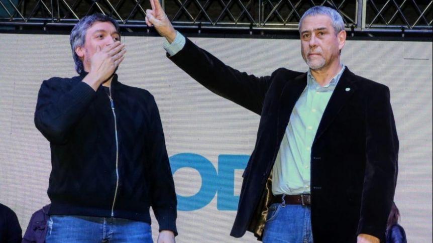 Desde el Conurbano respaldaron a Máximo como presidente del bloque de Diputados
