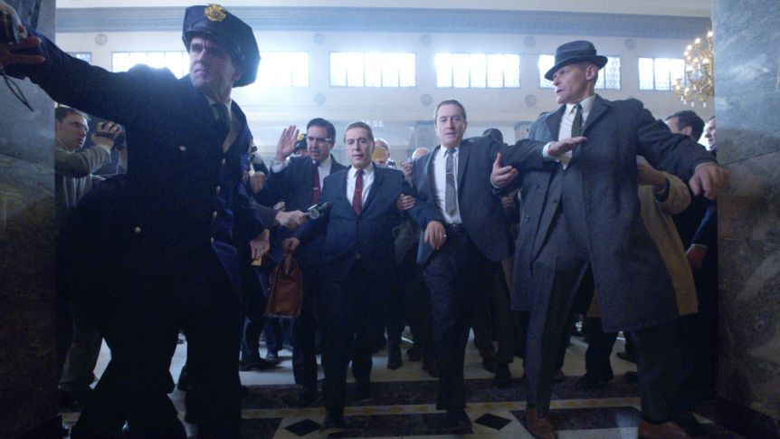 Netflix estrenó 'The Irishman' la película más esperada del streaming