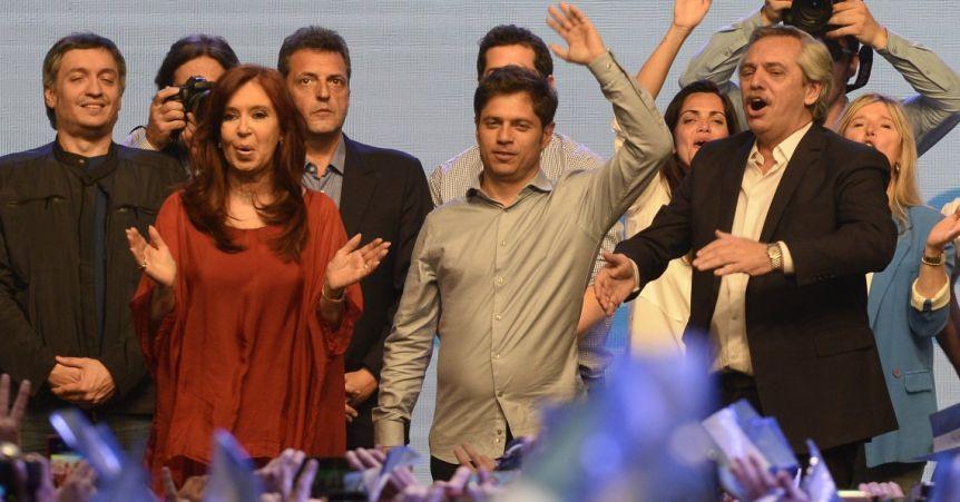 Cristina desembarca en el Conurbano y pone la mirada en el armado del Gabinete de Kicillof