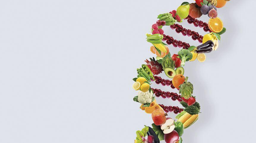 """Una dieta a la medida de tus genes"""