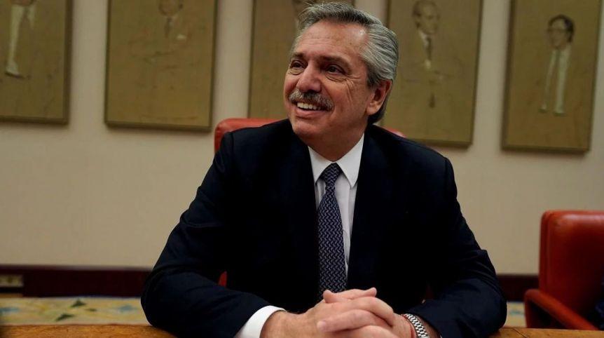 Alberto Fernández suma apoyo de rivales electorales