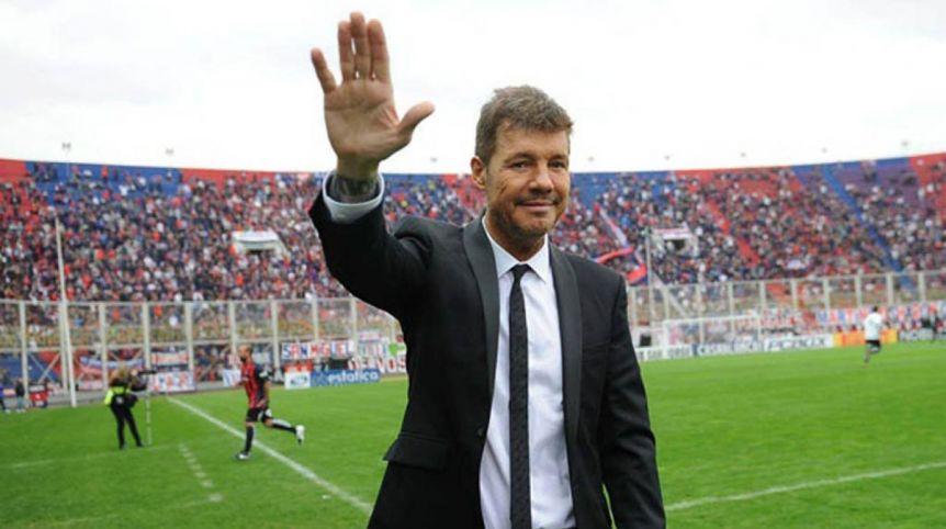Marcelo Tinelli anunció que va por la presidencia de San Lorenzo
