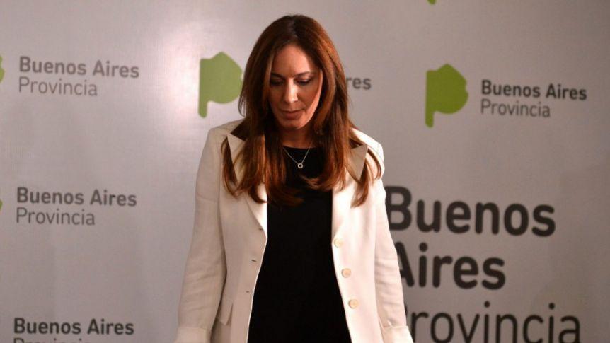 Vidal declaró tres días de duelo por la tragedia del micro en la Ruta 2