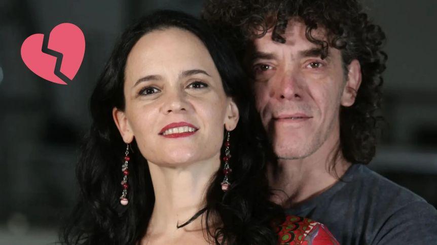 Maximiliano Guerra y Patricia Baca Urquiza, ¿separados?