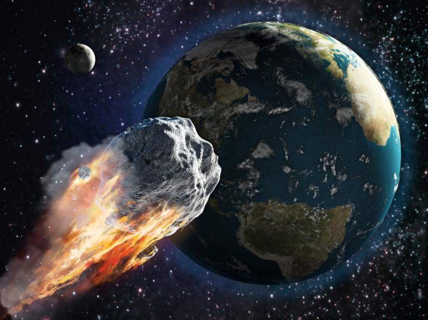 La NASA reveló que en 2020 un asteroide podría impactar contra la Tierra