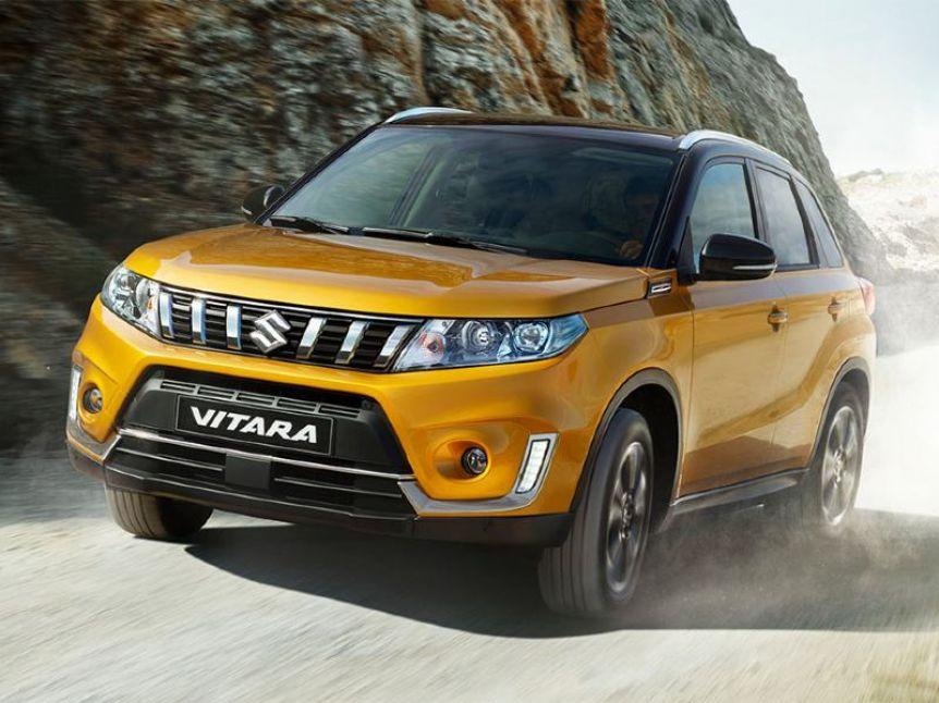 Novedosa Suzuki 2020 New Vitara