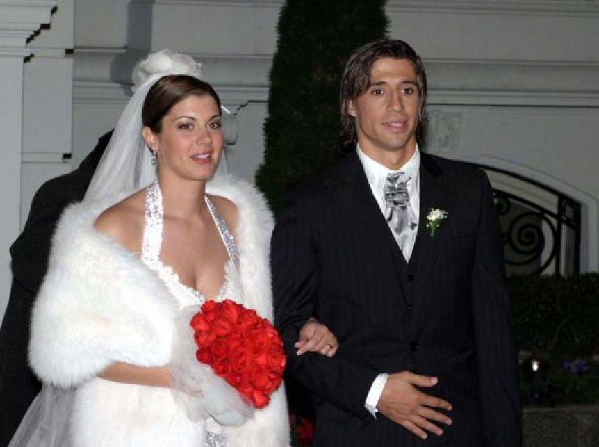 Tras 14 años de amor, Hernán Crespo anunció su divorcio