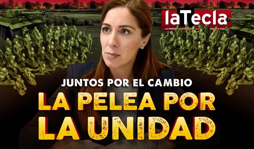 Vidal - Intendentes: La pelea por la unidad