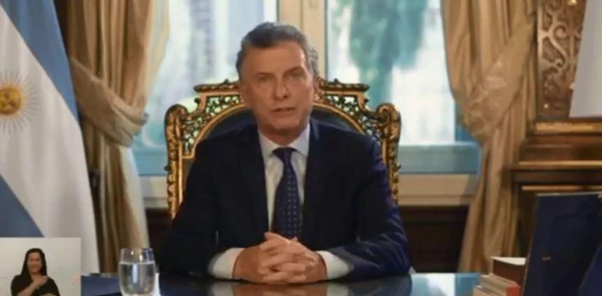 Las repercusiones en la redes de la cadena de Macri